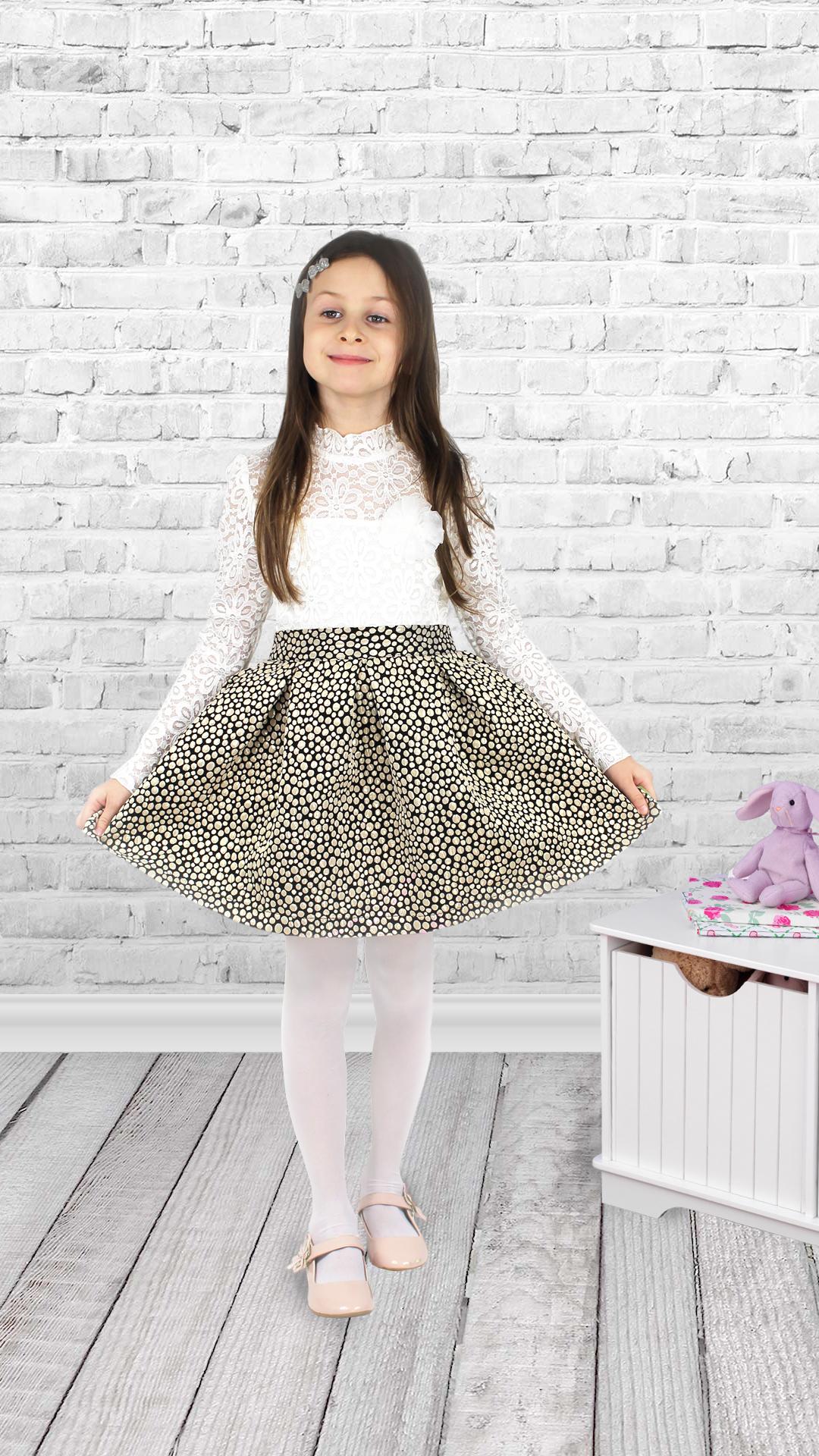 zdjęcia produktowe odzież dziewczęca