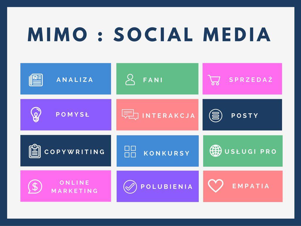 profesjonalne kampanie social media