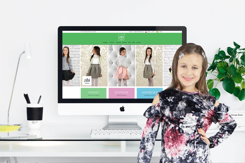 Obsługa Instagram i Facebook producenta odzieży dziewczęcej