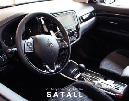 Obsługa fanpage Facebook autoryzowany dealer Mitsubishi